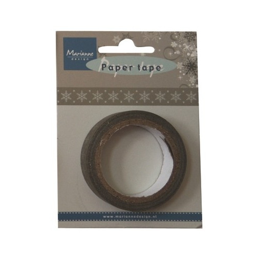 Marianne D Decoration Paper Tape - Snowstars - PT2323