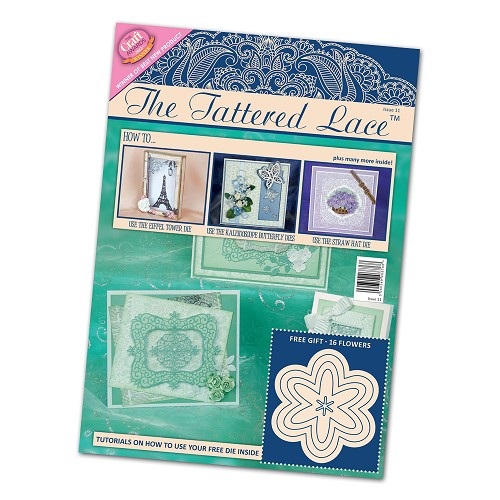 The Tattered lace magazine - Issue 11