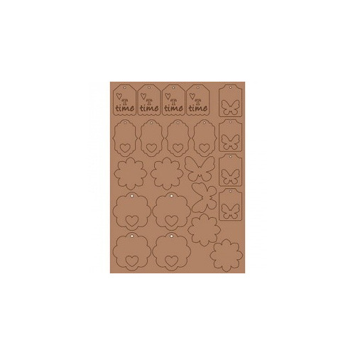 Dutch Paper Art Kraft Liner T-time 479001005