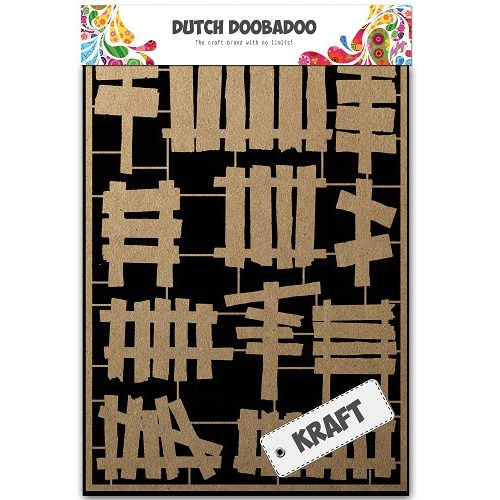Dutch Kraft Art - Wood fences