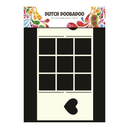 Dutch Doobadoo Dutch Card Art raam A5 - 470.713.300