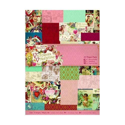 Paper Pack - Victorian Valentine