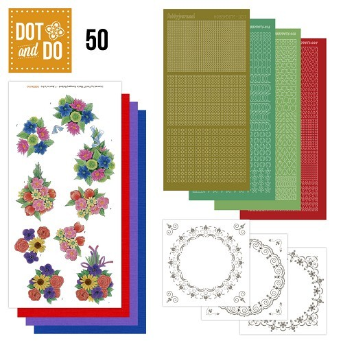 Dot & Do 50 - Boeketten