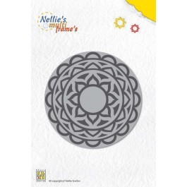 Nellies Choice Multi Frame Die - rond