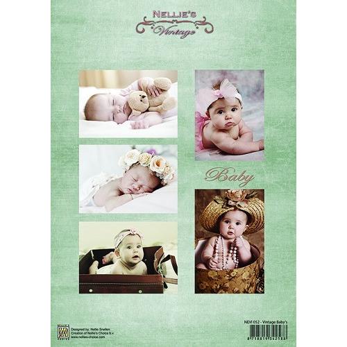 NEVI052 Vintage Babies