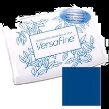 Inkpads Versafine Majestic blue