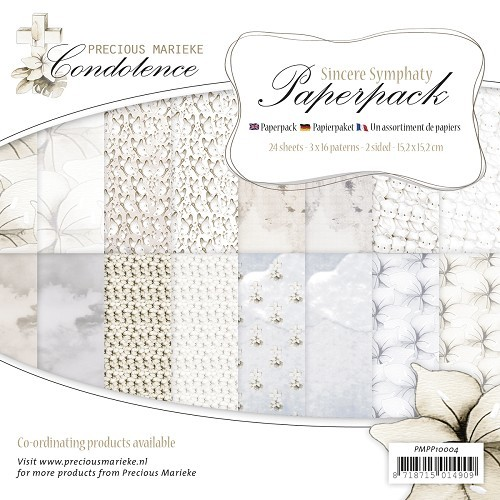 Paperpack - Precious Marieke - Condoleance