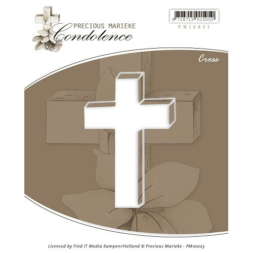 Die - Precious Marieke - Condoleance - Cross