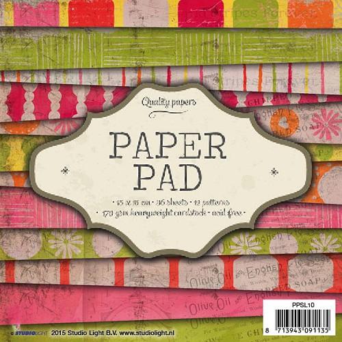 Paper pad - nr 10