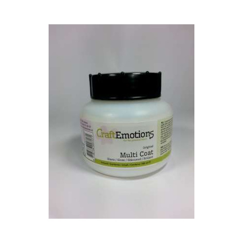 CraftEmotions Multi coat glans 250ML