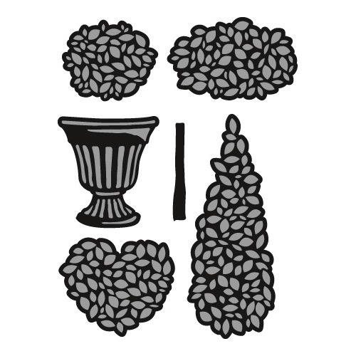 Marianne D Craftable Topiary Set CR1303 (New 02-15)