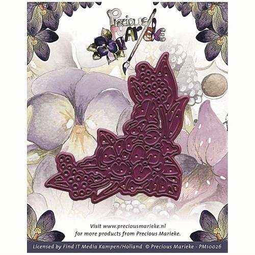 Die - Precious Marieke - Voorjaars Collectie 2 - Corner Swirl
