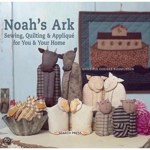 Boek Noach`s ark Anne-Pia Godske Rasmussen