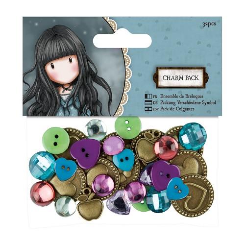 Charm Pack (32pcs) - Santoro