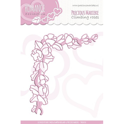Die - Precious Marieke - Romance - Climbing roses