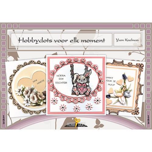 Hobbydols 143 - Hobbydots voor elk moment