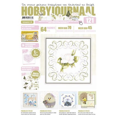 Hobbyjournaal 121