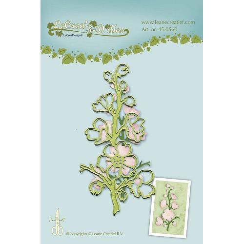 Lea'bilitie® Flowering sprig snij en embossing mal