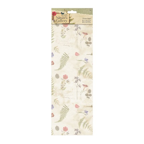 Tissue Paper (4pk) - Nature`s Gallery