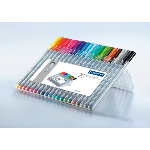 triplus fineliner - Box  20 st