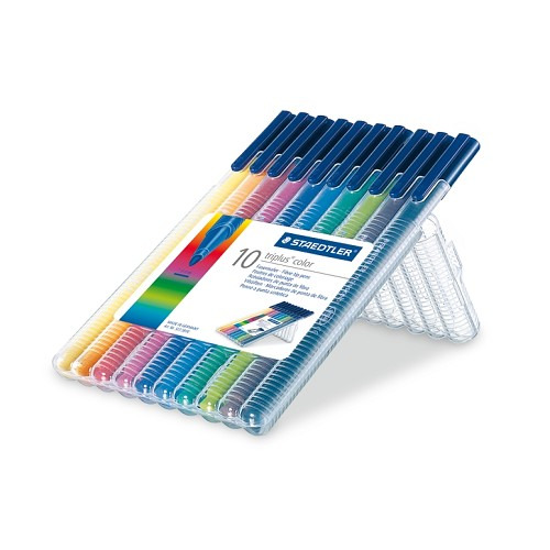 triplus color kleurstift - Box 10 st