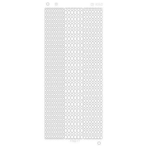 Dot Lines Platinum - Goud