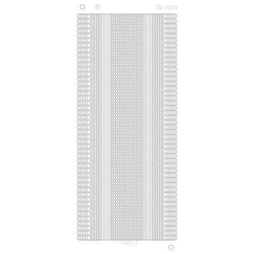 Various Lines Platinum - Goud