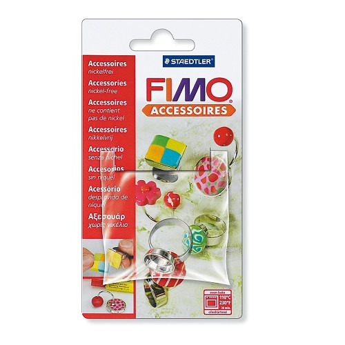 Fimo blister 1 ring rond