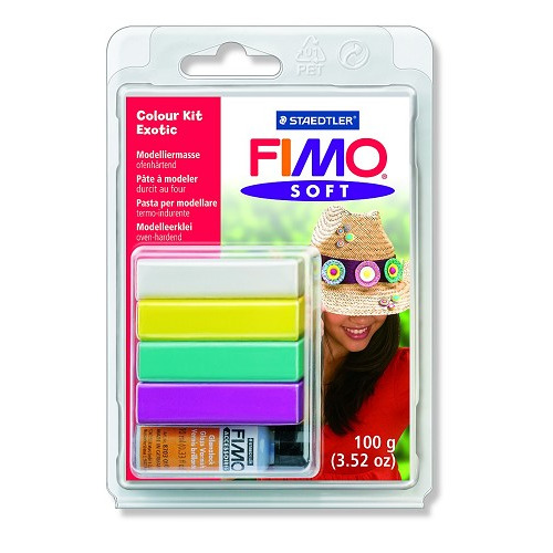 Fimo soft Colour Kit - Exotic