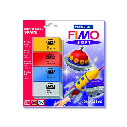 Fimo soft set - Kits for Kids space