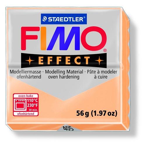 Fimo effect boetseerklei 56 g perzik