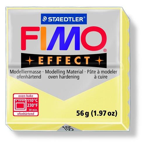 Fimo effect boetseerklei 56 g vanille