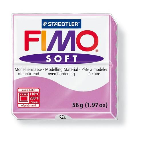 Fimo soft boetseerklei 56 g lavendel