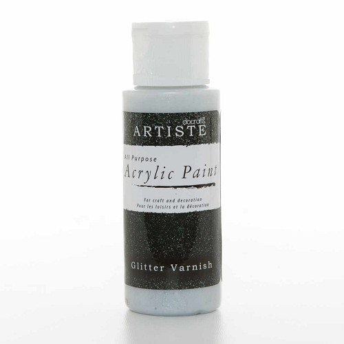 2OZ SPECIALITY MEDIUM - GLITTER VARNISH
