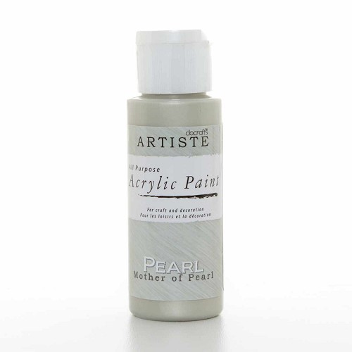 2OZ SPECIALITY PEARLESCENT PAINT - MOTHER OF PEARL