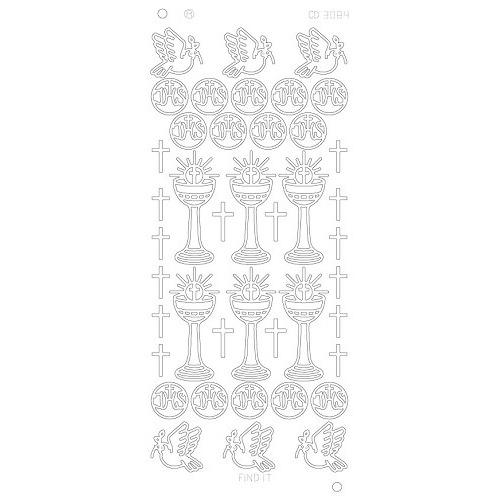 Communie S Platinum - Zilver