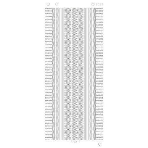 Various Lines Platinum - Zilver
