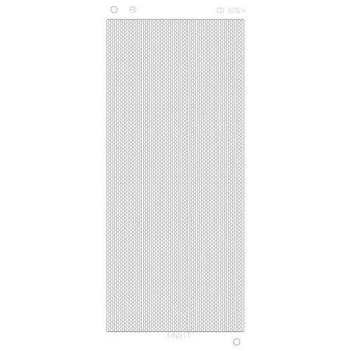 Fine Lines Platinum - Zilver