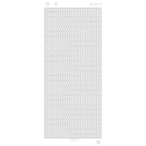 Dot-lijntjes - Zilver
