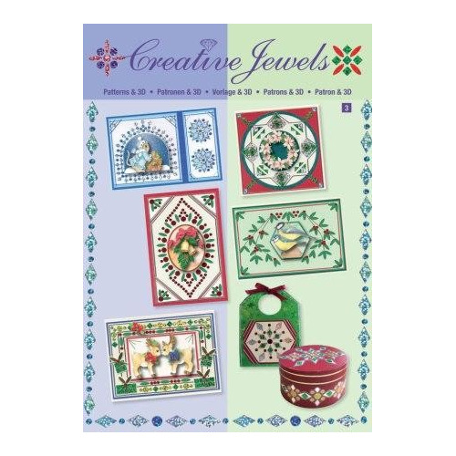 Creative Jewels patternbook Christmas