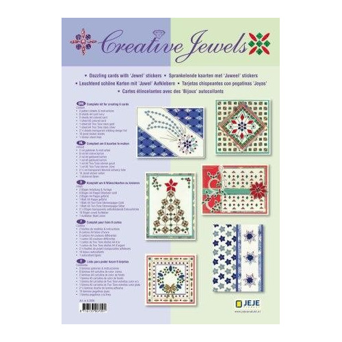 Creative Jewels kerst set