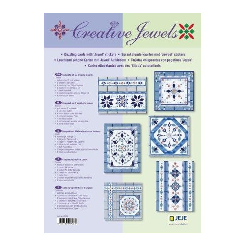 Creative Jewels winter set