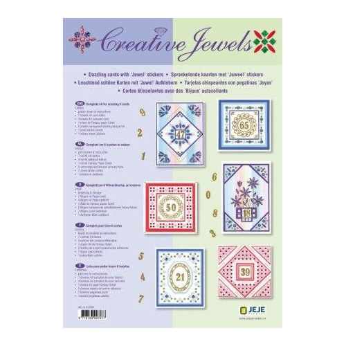 Creative Jewels Jubilee set