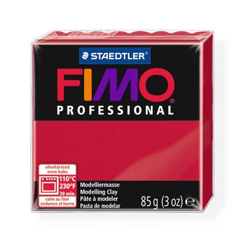 Fimo Professional 85g karmijn