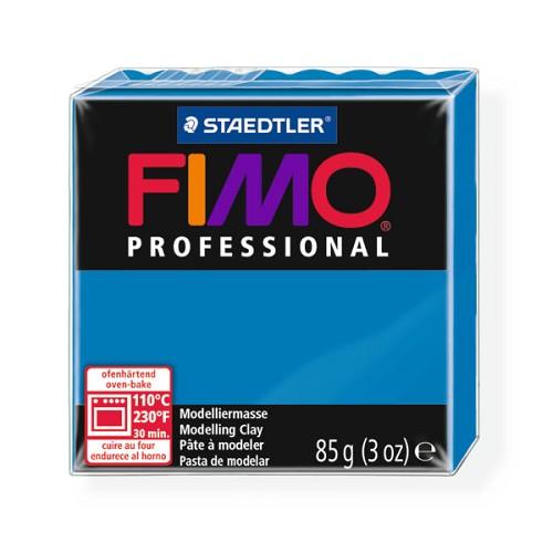 Fimo Professional 85g echt blauw
