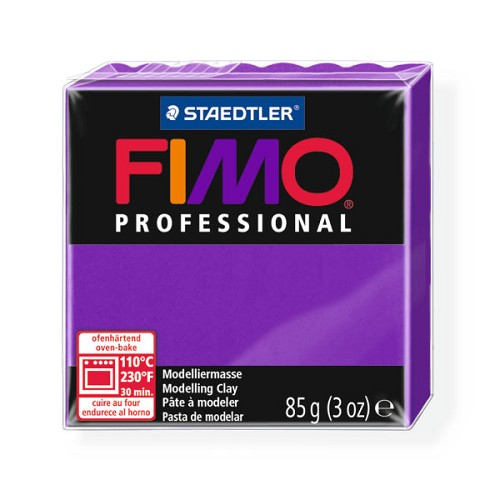 Fimo Professional 85g lila