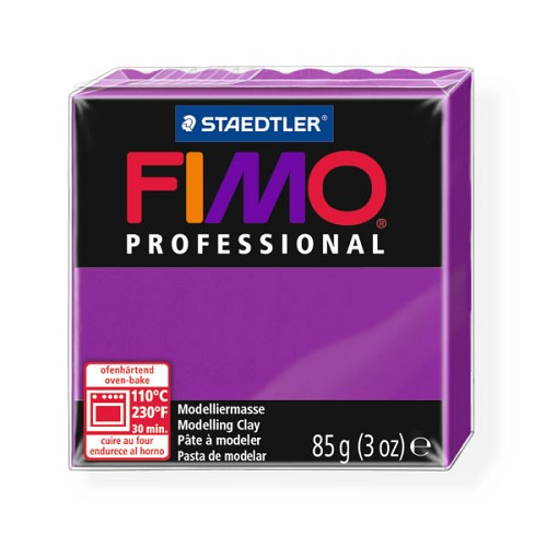 Fimo Professional 85g violet