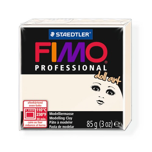 Fimo Professional Doll art 85g doorz. porselein