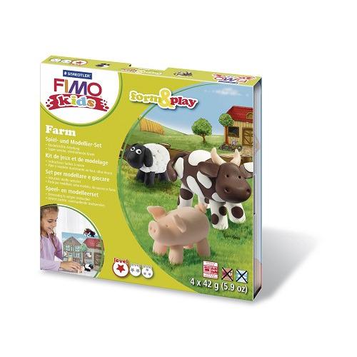 Fimo kids Form&Play Boerderij