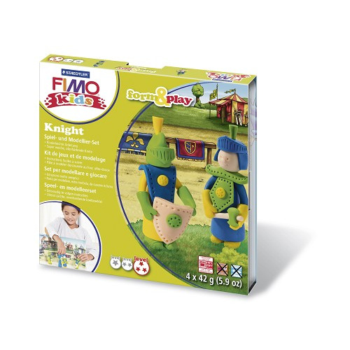 Fimo kids Form&Play Ridder